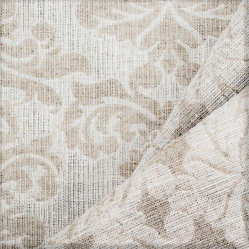 Linen fabric Jacquard