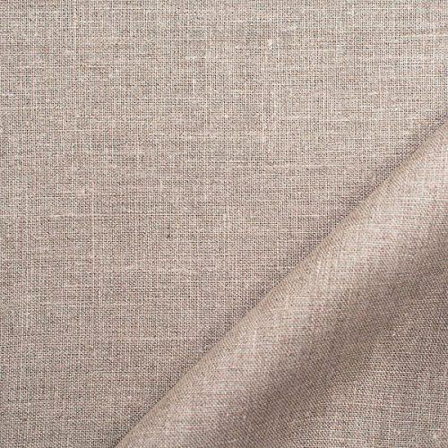 Linen Natural Fabric Organic