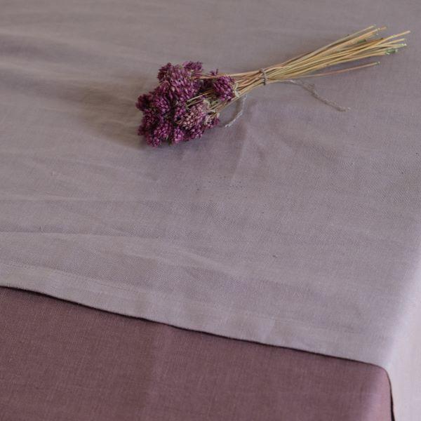 Leinen stoffe Lavender