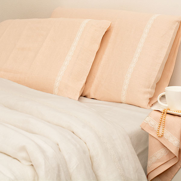 Bed Linen Set Stonewashed