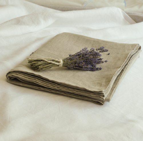 Leinen Bettlaken Organic