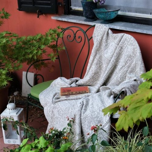 Linen Blanket Majorca